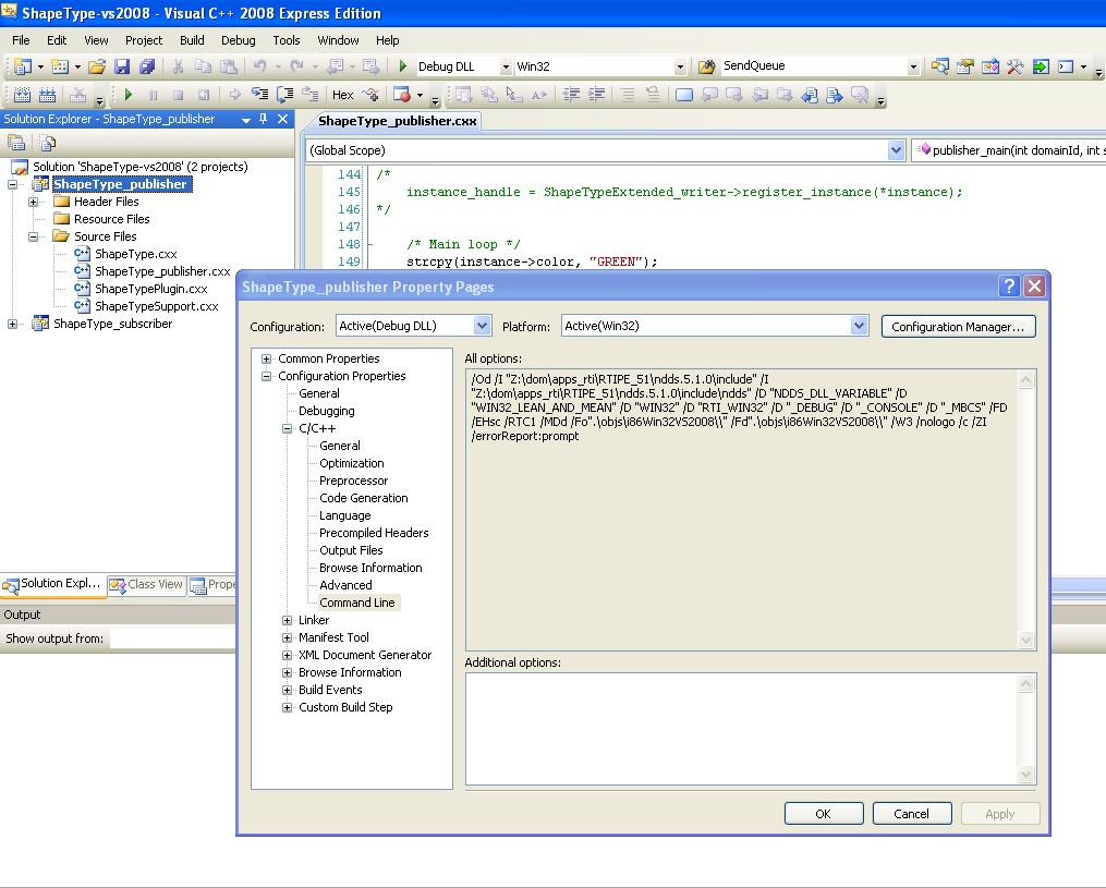 Unresolved externals symbols on windows data distribution gerardo biocorpaavc
