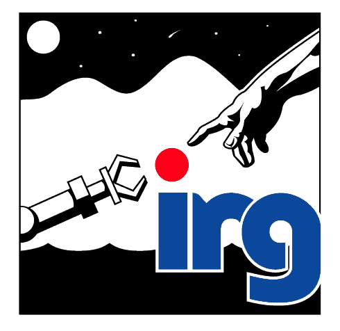 NASA AMES IRG Logo