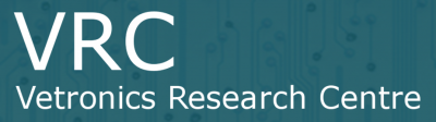 Vetronics Research Centre logo